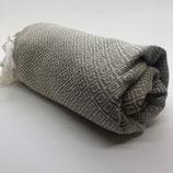 Hammam Handtuch Grau