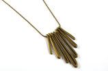 7 bronze pins