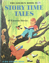 The Golden Book of Story Time Tales Sharon Kane