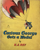 Curious George Gets a Medal H.A.Rey