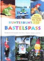 Kunterbunter Bastelspass  クンターブンター おもちゃづくり