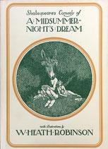 Midsummer Night's Dream ヒース・ロビンソン