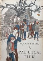 A Pál Utcai Fiúk The Paul Street Boys Reich Károly  レイク・カーロイ
