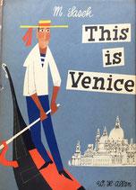 This is Venice M.Sasek ミロスラフ・サセック W.H.ALLEN版