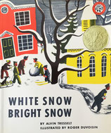 White Snow, Bright Snow Roger Duvoisin ロジャー・デュボアザン