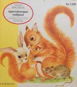 りすの男の子 dodo book ドードーブック デンマークの絵本 dodo bøgerne egerndrengen rødtjavs