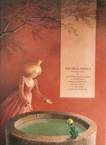 The Frog Prince Grimm Binette Schroeder ビネッテ・シュレーダー