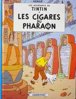 Les Cigares Du Pharaon  Tintin  タンタンの冒険 ファラオの葉巻  エルジェ