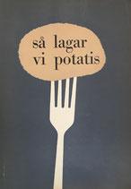 så lagar vi potatis じゃがいも料理