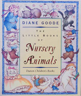 The Little Books of Nursery Animals  Mother Goose Nursery Rhymes 4冊セット函入