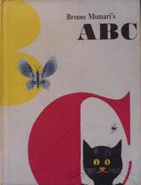 Bruno Munari's ABC     ブルーノ・ムナーリのABC