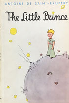 The Little Prince Saint-Exupery 星の王子さま 1964Heinemann