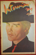 Andy Warhol's Interview Magazine 1979 vol.Ⅸ no.5