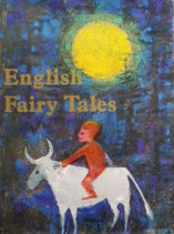 English Fairy Tales   adapted by Ann Magleod  illustrated by Ota Janecek   オタ・ヤネチェク