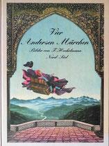 Vier Andersen-Märchen  アンデルセンのおとぎばなし フリードリヒ・ヘッヘルマン
