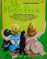 My Poetry Book   a Romper Room Book    Wonder Books