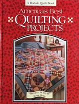 America's Best Quilting Projects Rodale Quilt Book
