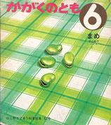 まめ 平山和子     かがくのとも63号