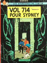 Vol 714 Pour Sydney エルジェ Les Aventures de TINTIN