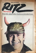 Bailey and Litchfield's RITZ Newspaper No.34 OCT 1979