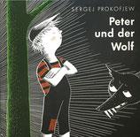 Peter und der Wolf ピーターとおおかみ プロコフィエフ Frans Haacken