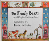 The Friendly Beasts an old English Christmas Carol トミー・デ・パオラ