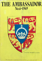 THE AMBASSADOR magazine NO.6 1969