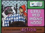 Little Red Riding Hood     Child Action Book  あかずきんちゃん アクションブック