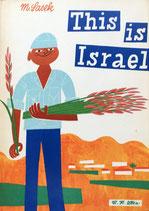 This is Israel M.Sasek ミロスラフ・サセック W.H.ALLEN版