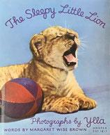 The Sleepy Little Lion  ねむいねむい ちいさなライオン  イーラ   マーガレット・ワイズ・ブラウン