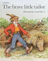 The brave little tailor GRIMM   Svend Otto 「ゆうかんなちびの仕立て屋さん」英語版 スヴェン・オットー