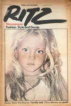 Bailey and Litchfield's RITZ Newspaper No.45 Sept 1980