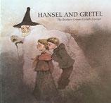 Hansel and Gretel  Lisbeth Zwerger ヘンゼルとグレーテル ツヴェルガー