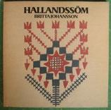 Hallandssom スウェーデン ハーランド地方の刺繍<sold out>