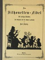 NEUE SILHOUETTEN-FIBEL  新シルエット絵本 復刻世界の絵本館 ベルリンコレクション