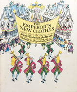 THE EMPEROR'S NEW CLOTHES by Hans Christian Andersen illustrated by Virginia Lee Burton