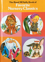 Rand McNally Book of Favorite Nursery Classics