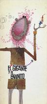 El Gigante y el Enanito Nude de Colores acosta moro アコスタ・モロ