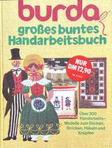 Burda Großes buntes Handarbeitsbuch