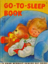 Go-To-Sleep Book    A Rand MacNally Junior Elf Book