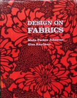 DESIGN ON FABRICS   Parker Jhonston