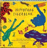 Hippofrog Tigerbeak Göran Uggla スウェーデンしかけ絵本