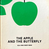 The Apple and the Butterfly Iera and Enzo Mari  1970 Adam & Charles Black版 りんごとちょう イエラ・マリ エンゾ・マリ