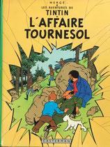 L'Affaire Tournesol エルジェ Les Aventures de TINTIN