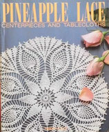 PINEAPPLE LACE    CENTERPICES AND TABLECLOTHS