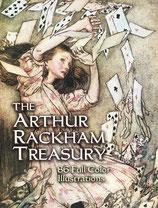 The Arthur Rackham Treasury: 86 Full-Color Illustrations アーサーラッカム DOVER