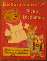 Richard Scarry's Picture Dictionary