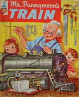 Mr. Punnymoon's Train      A Rand McNally Elf Book