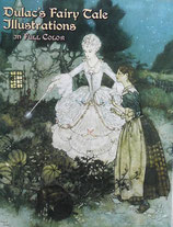 Dulac's Fairy Tale Illustrations in Full Color デュラック Dover
