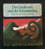 Der Lindwurm und der Schmetterling  おとなしいきょうりゅうとうるさいちょう ミヒャエル・エンデ
